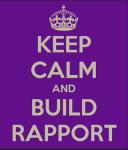 build-rapport